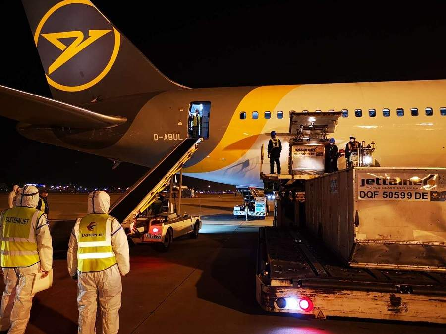 Condor – DHL: Packages Instead Of Passengers!