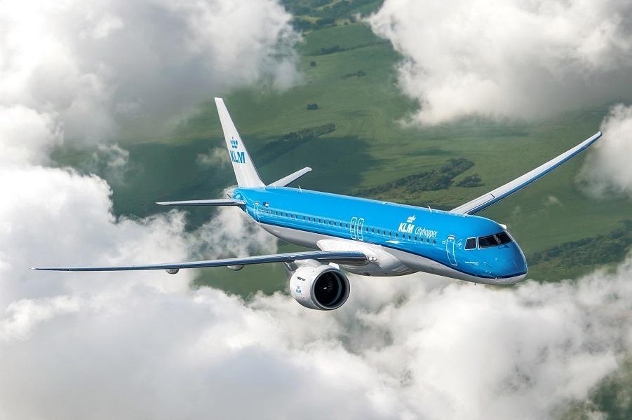 Embraer E195-E2 – KLM Gets Its First!