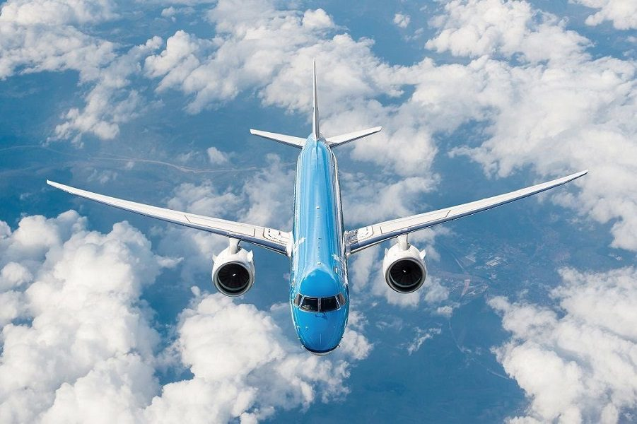 Embraer E195-E2 – KLM Gets Its First!