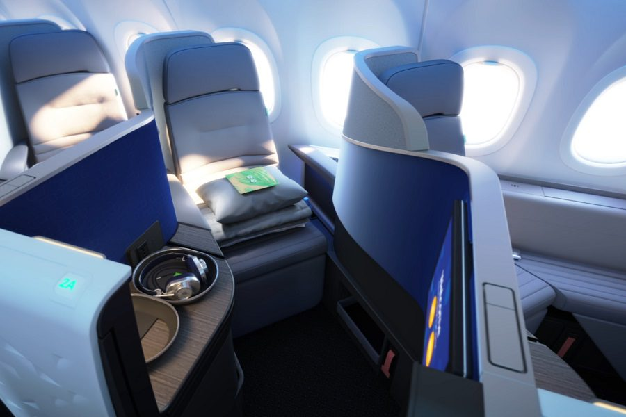 JetBlue – Transatlantic Mint Cabin Revealed!