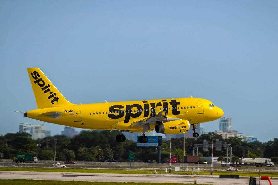 RECOVERY: Spirit Starts Training Pilots and Cabin Crew!
