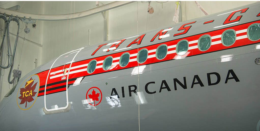 Trans Canada Air Lines – An Important Retro Livery?