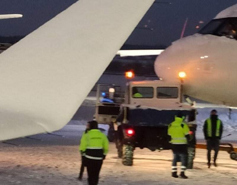 Wizz Air Ground Vehicle Collision In Gdansk – Again!