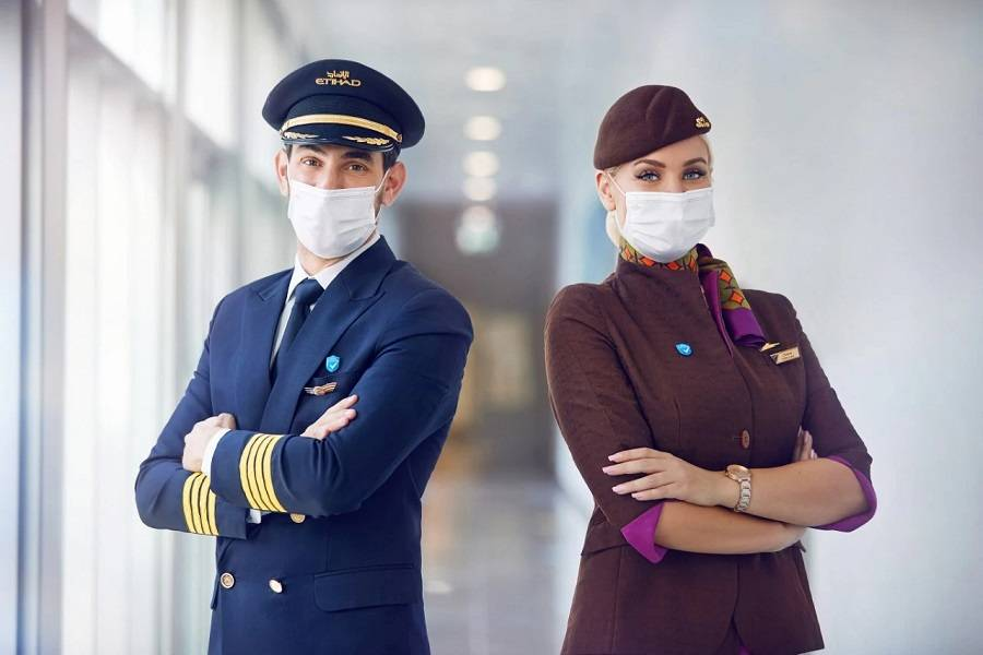 Etihad – Vaccine Received By 100% Of All Active Crews