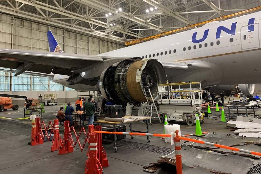 FAA To Require Boeing To Strengthen 777 Engine Cowling