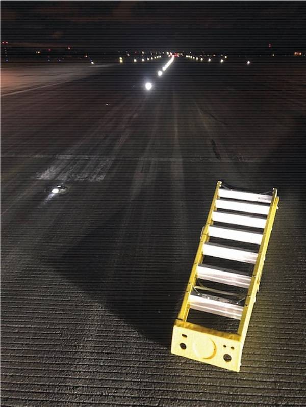 SERIOUS INCIDENT: Stepladder Dropped On Runway!