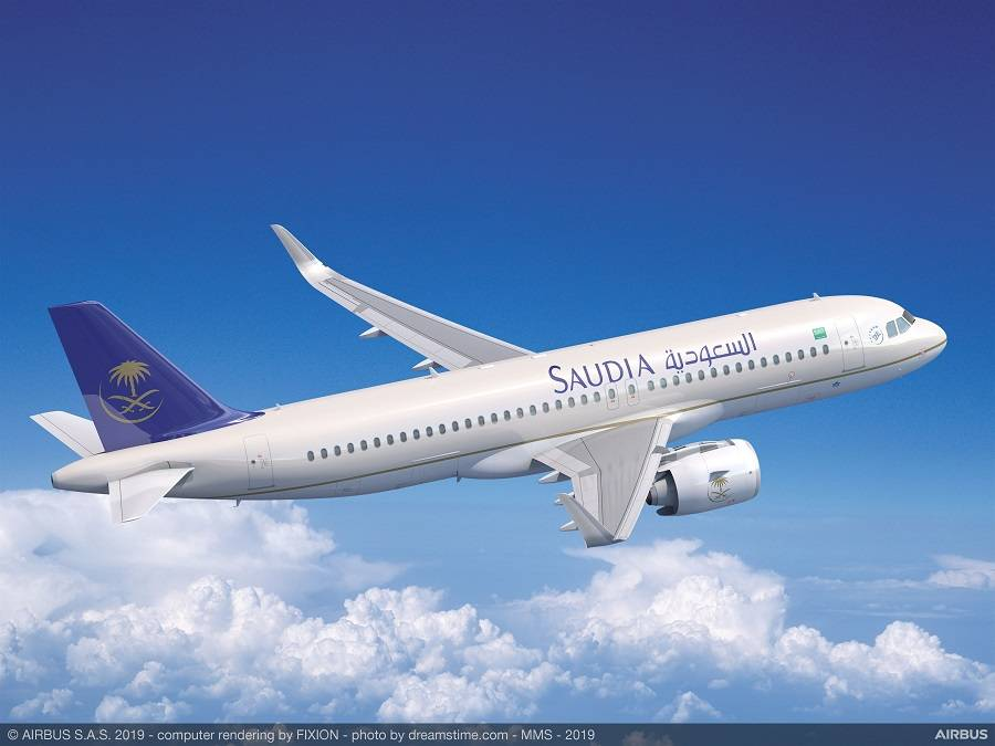 Saudia – Orders For 70 New Airbus And Boeing Aircraft?