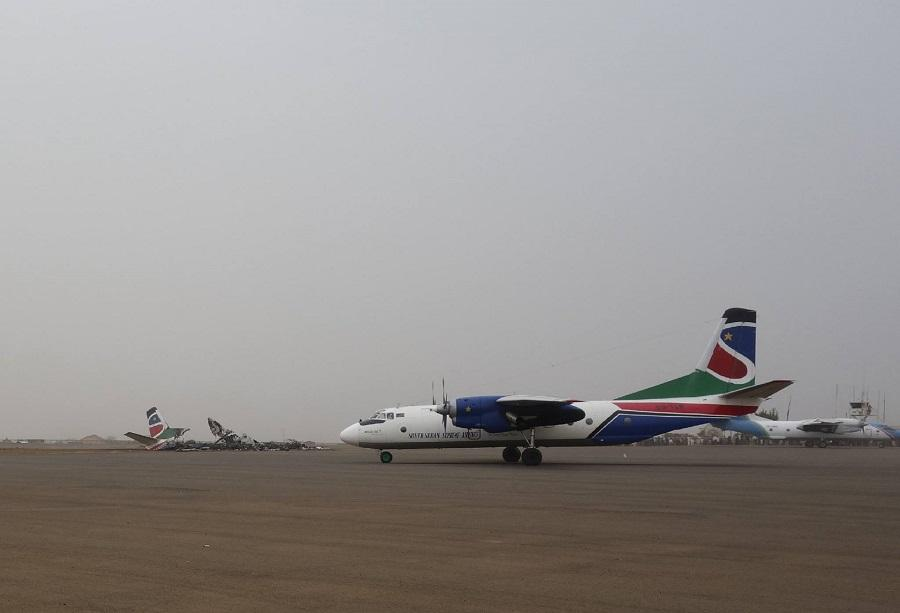 South Sudan Supreme Airlines Take-Off Crash – UPDATED