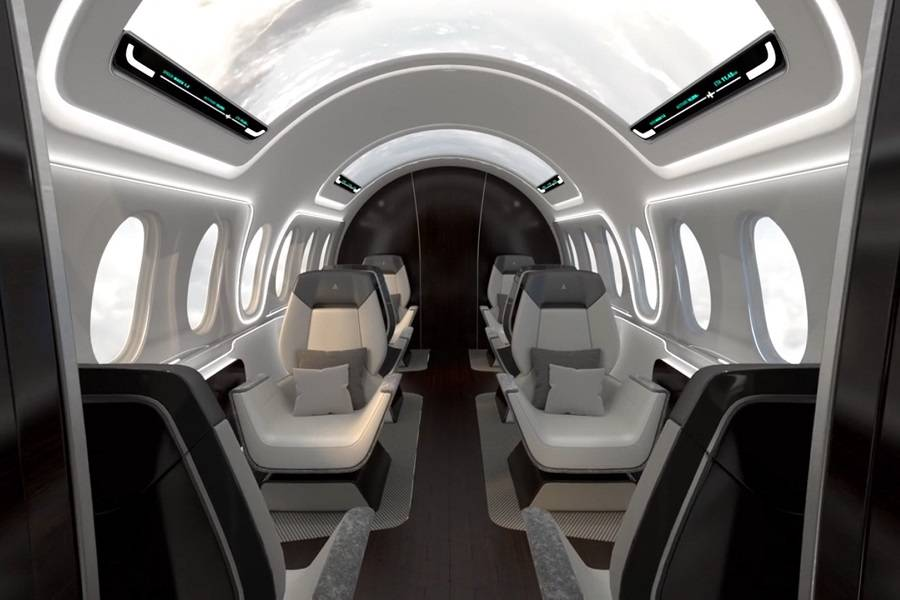 NetJets - Aerion Sign MoU For 20 AS2 Supersonic Jets!