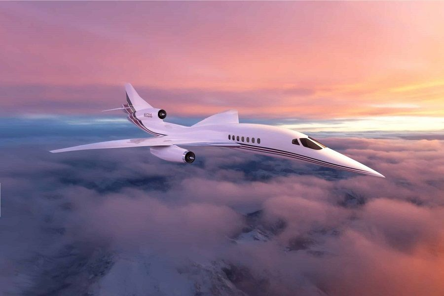 Aerion Supersonic Shutting Down Company Operations