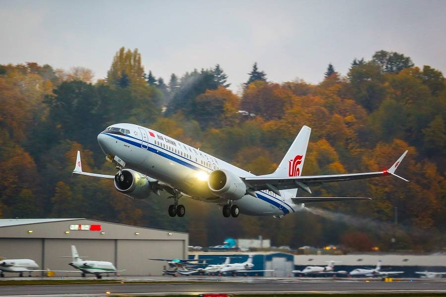 737 MAX Progress – Orders, Deliveries And China News