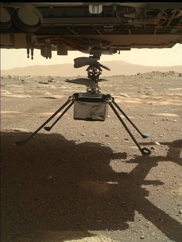 Ingenuity Mars Helicopter – NASA Flight Coming!