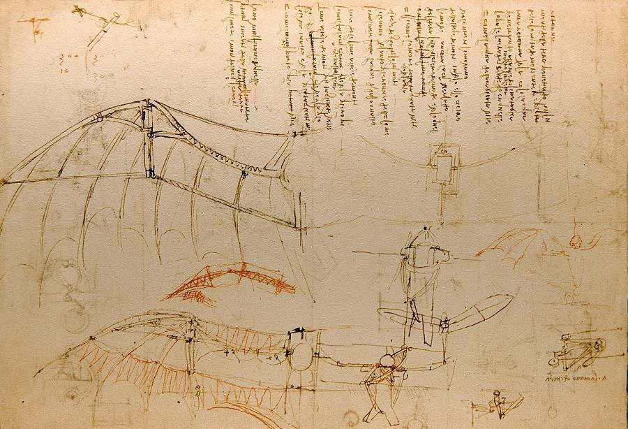 Ornithopter Designs: History And Potential?