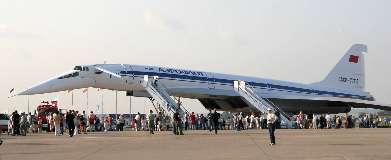 Russian Supersonic Aircraft In The Works?
