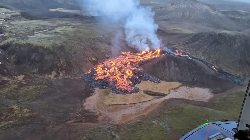 Volcano – Iceland Making Airlines Nervous Again?