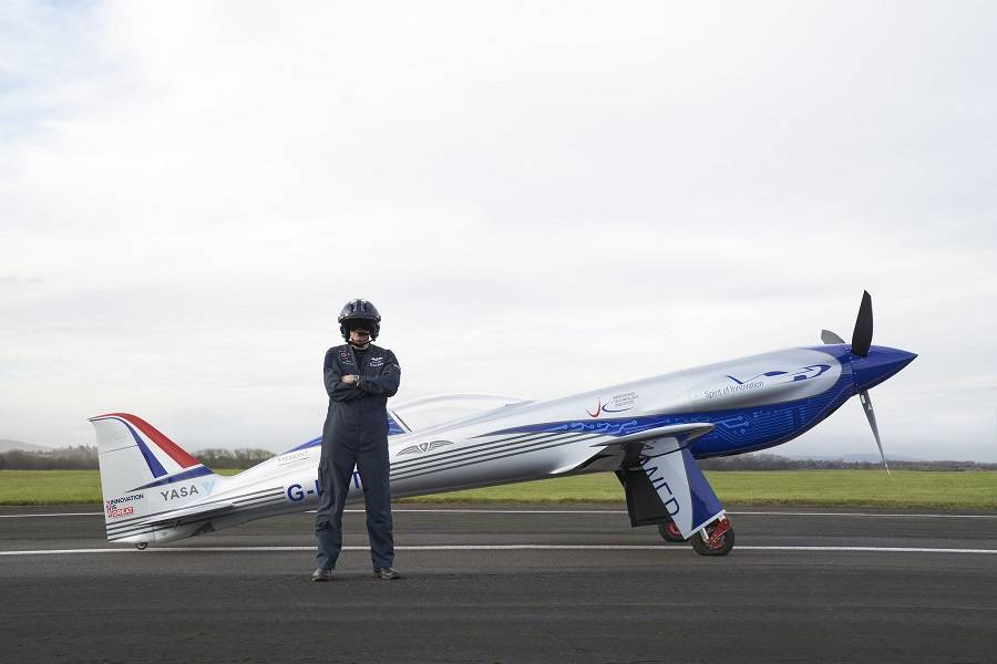 Widerøe – Rolls-Royce All-Electric Planes By 2026?