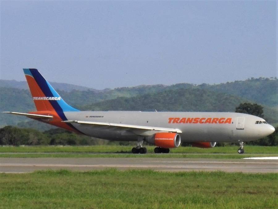 Transcarga A300 Loses Engine Rotor Disc On Take-Off!