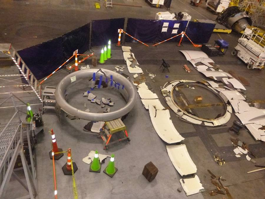 NTSB Update – United 328 Engine Failure Over Denver