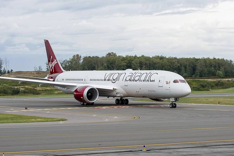 ACCIDENT: Virgin Atlantic Captain Injury From Laser