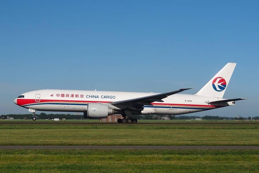 Second 777-300ER Freighter Conversion Program Begins