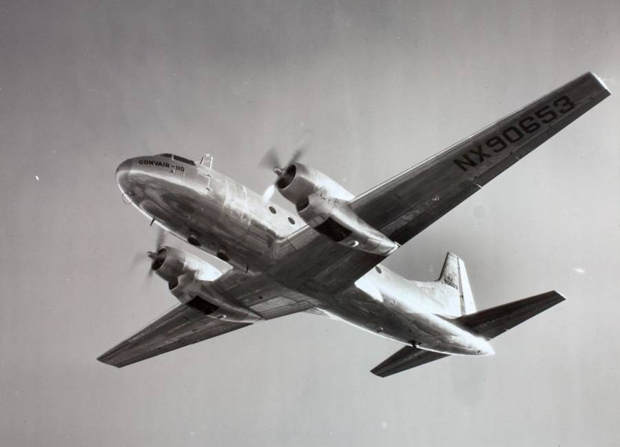 Convair CV-240 – A Great DC-3 Replacement [almost]