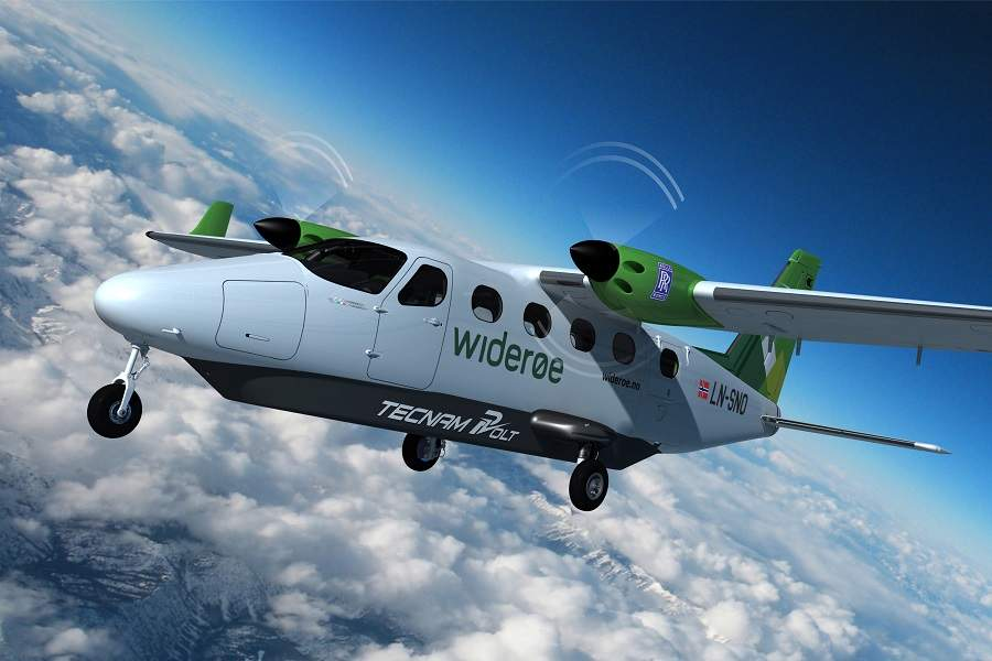 Widerøe – Rolls-Royce All-Electric Planes By 2026?