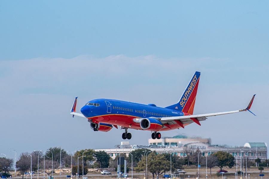 Jumping In With Both Feet: Southwest MAX Deliveries