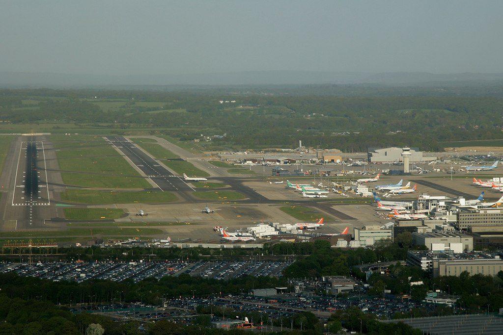 Gatwick Airport (EGKK) in 2010