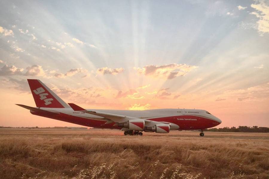 747 Supertanker About To Be Retired/Sold?