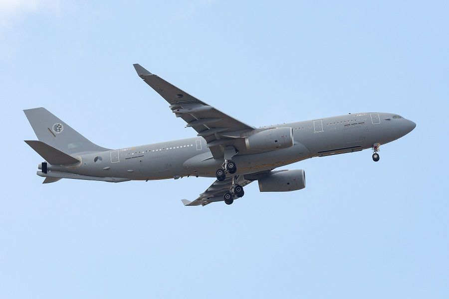 Canada – Airbus A330 MRTT In VIP/Tanker Aircraft Role