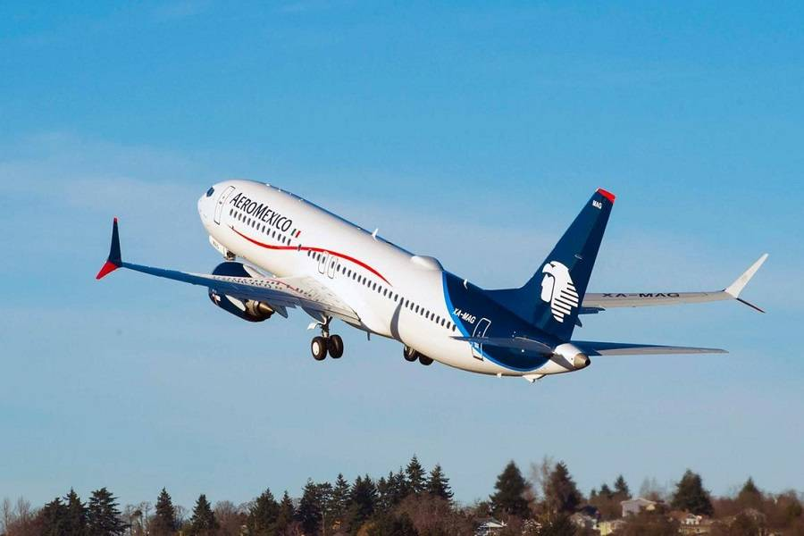 Aeroméxico – Boeing 737 MAX and Dreamliner Purchases