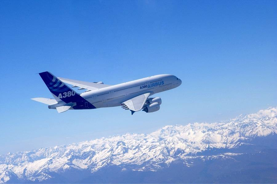 Airbus To Run An A380 On Hydrogen (in part)!