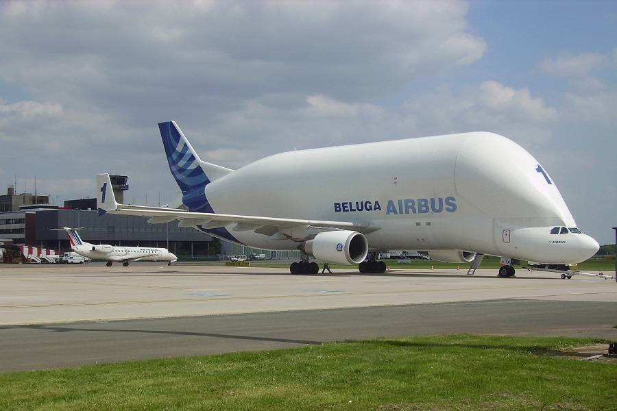 Airbus Beluga No1 Gets Retired – Or Replaced!