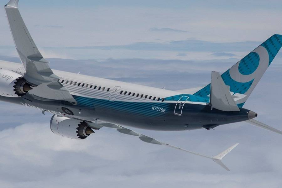 737 MAX 8200 Gets FAA Design Approval