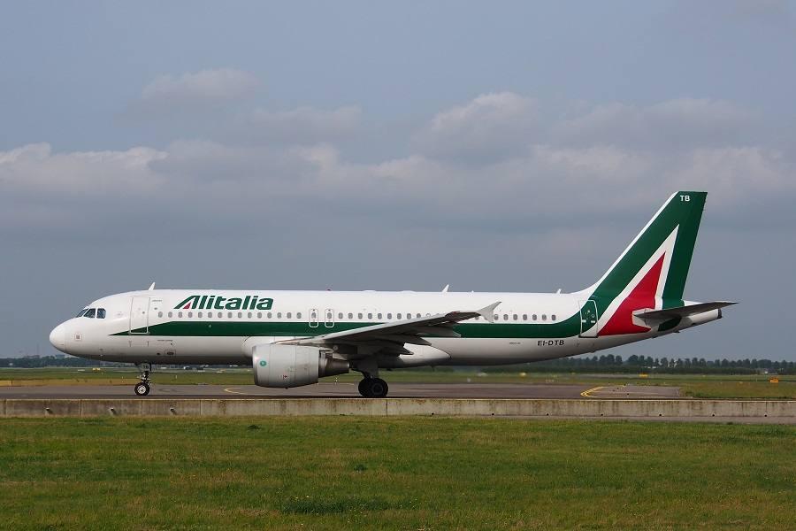 Tail strike – Alitalia A320 Has Close Call On Take-Off!