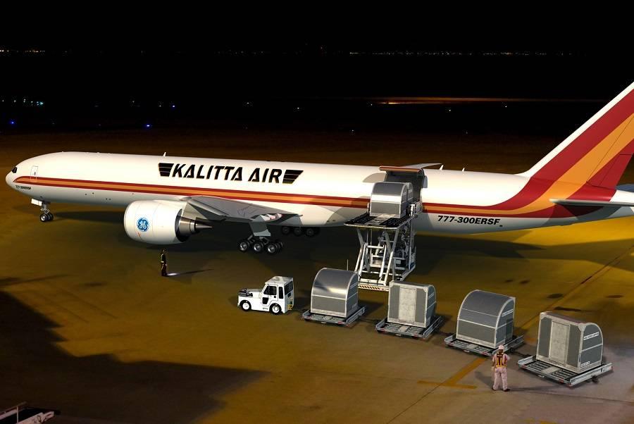 IAI Increasing 777 Freighter Conversion Capacity!
