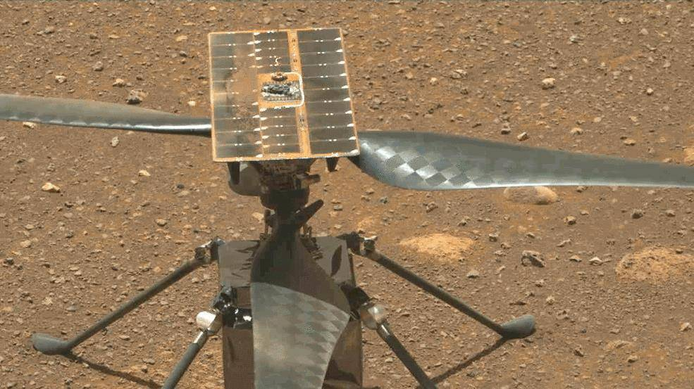 Mars Ingenuity – 10 Flights, Scouting And 3D Imaging!
