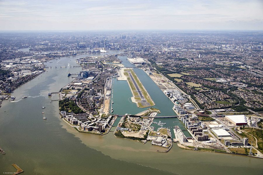 London City Airport Gets Remote Control Tower!