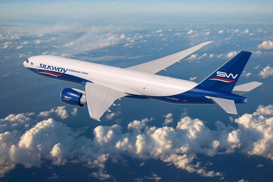 Silk Way West Buys 5 Boeing 777F freighters