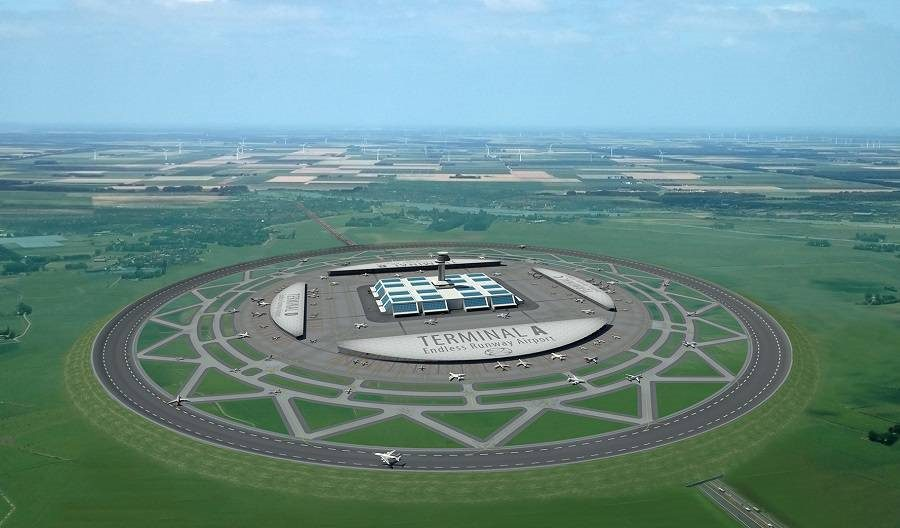 Heathrow Presents Circular Runway Expansion Proposal!