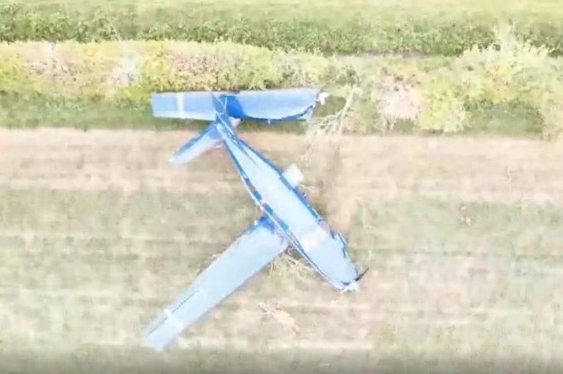 CRASH: ZeroAvia Hydrogen Research Plane Damaged