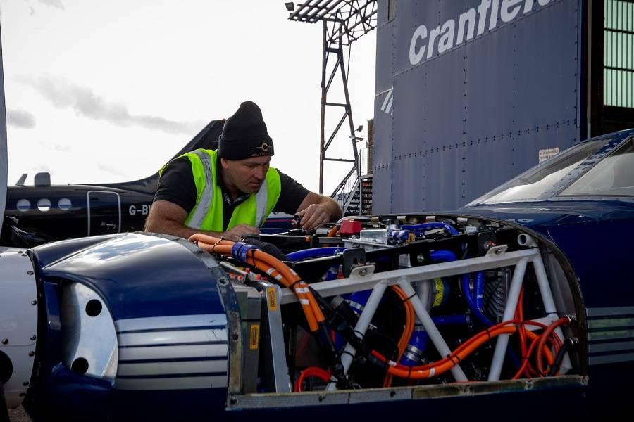 Zeroavia Targets 50+ Seat Hydrogen Aircraft In 5 Years!