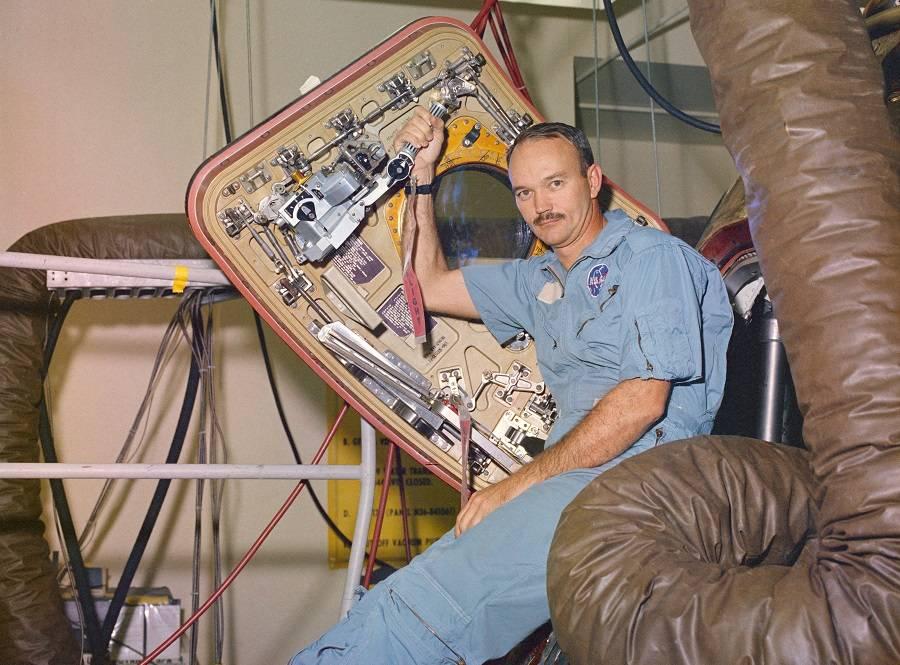 Michael Collins – Apollo 11 Astronaut Passes Away