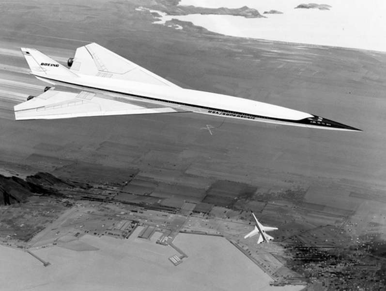 Supersonic Jets In The Swamp: The Everglades Jetport