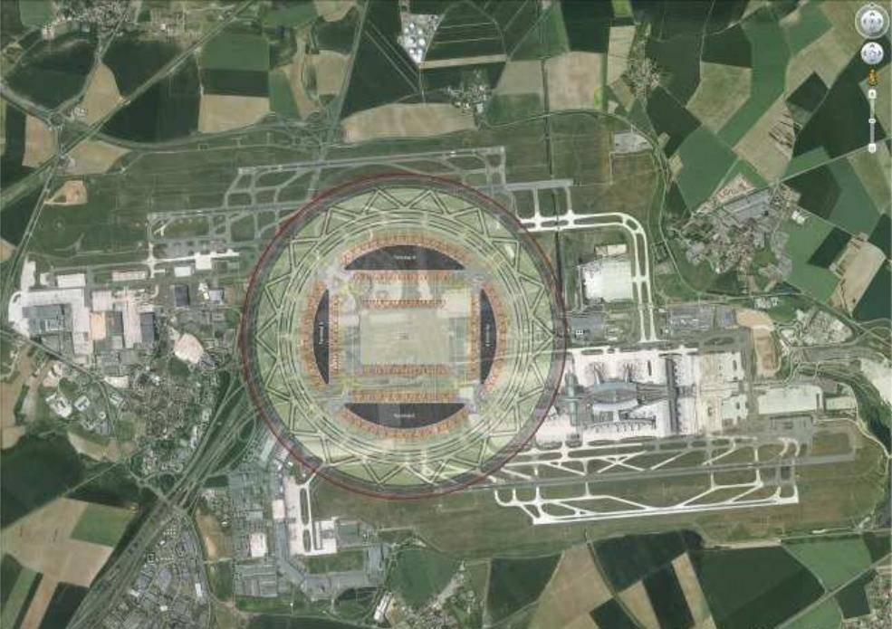 Circular Runway Airports: Could They Happen [for real]?