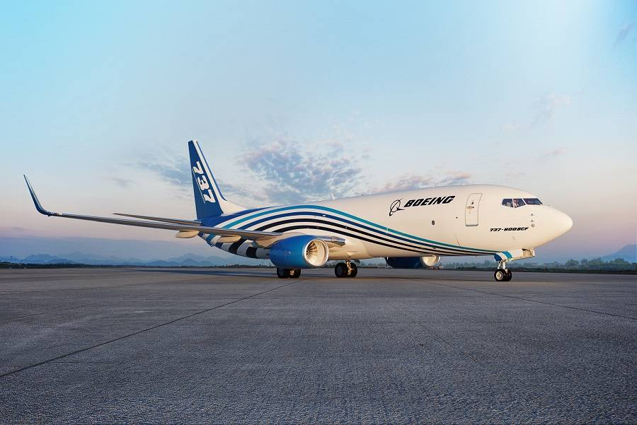 737-800BCF – Boeing Boosting Production Capacity