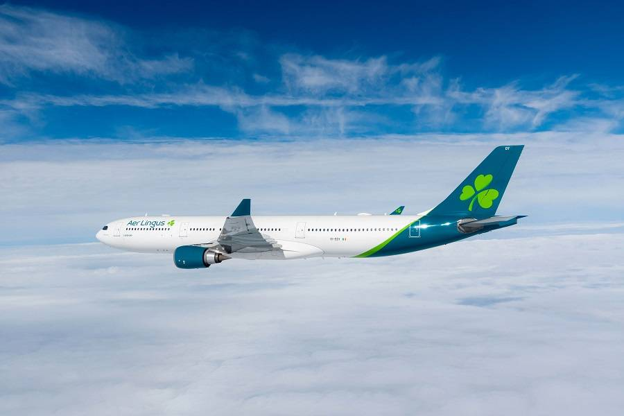 Aer Lingus To Staff: Vaccinate, But NOT On US Layovers!