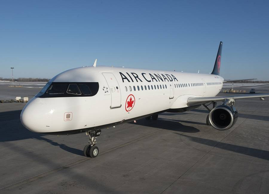 Air Canada: A321LR Order, After The 737 MAX and A220?