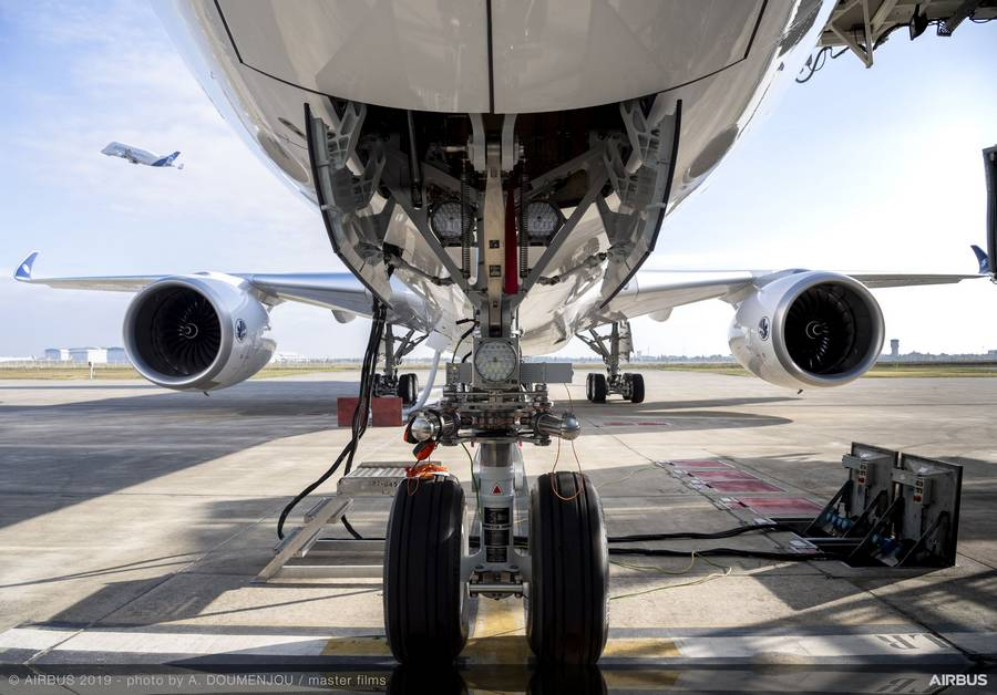 Airbus – Supply Chain Limits Production Increase Plans?