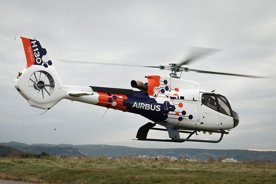 Airbus: Urban Air Mobility And Helicopters